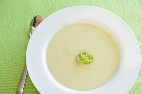 Aardappel Prei Soep