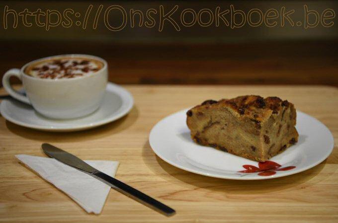 Broodpudding Jeroen Meus