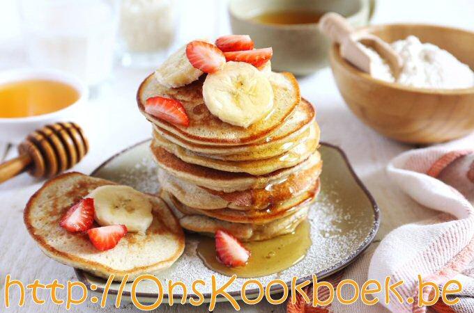 Glutenvrije pannenkoeken bakken: lekkerder dan gewone pannenkoeken!
