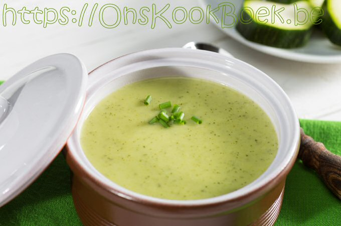 Groene Seldersoep