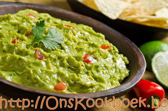 Hoe maak je guacamole