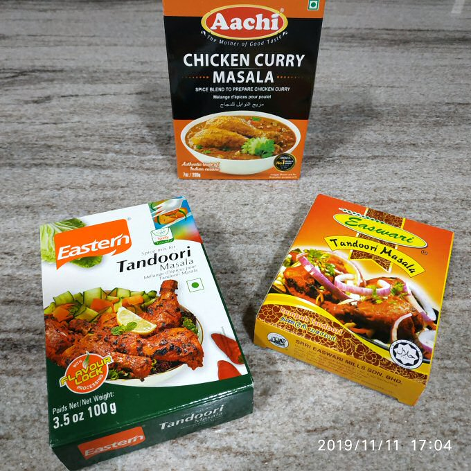 Indische masala kruiden