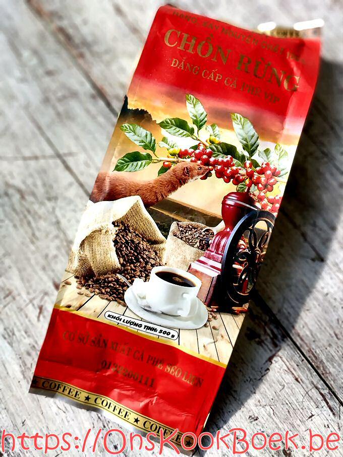 Koffie uit Vietnam