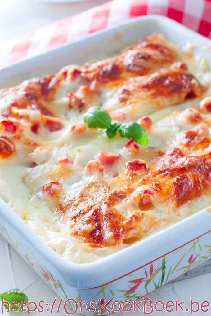 Lasagne Jeroen Meus