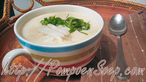 Rammenas soep