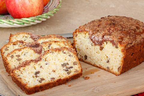 appel noten cake