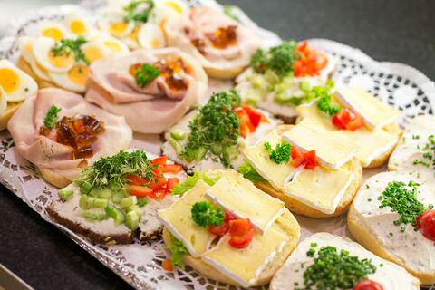 Belegde sandwiches recepten