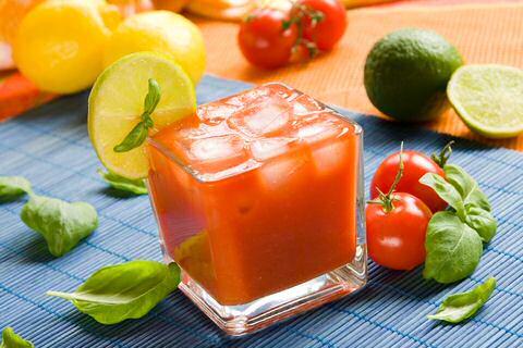 Bloody Mary Recept