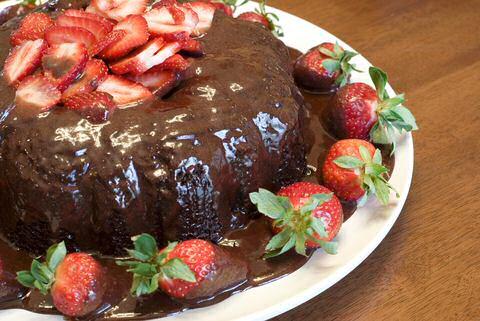 Chocoladetaart Nigella Lawson