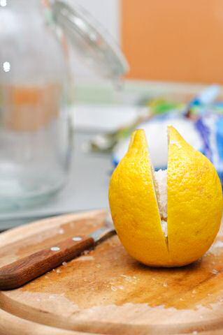 Gekonfijte citroen maken
