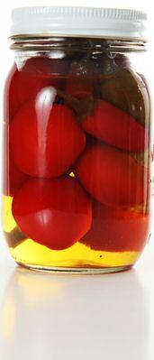 Gepikelde pepers van het merk Aleyna