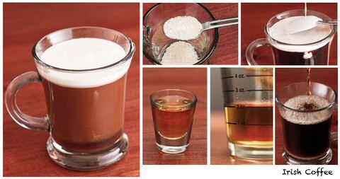 Irish Koffie