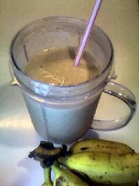 Kokos smoothie