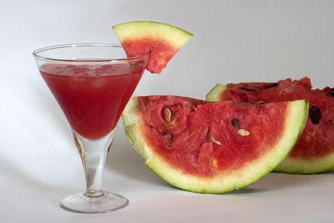 Vodka watermeloen