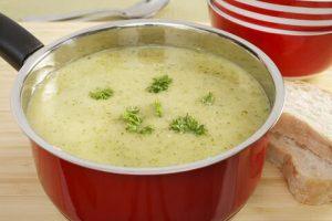 Makkelijk courgettesoep recept
