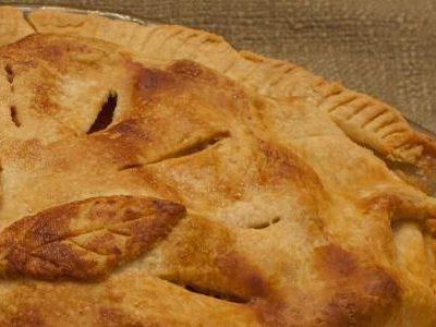 Makkelijke appeltaart