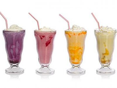 Jamie Oliver smoothies