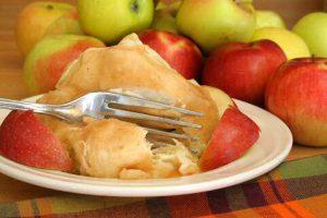 Appelbollen recept