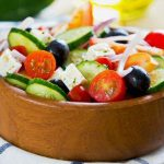Griekse salade