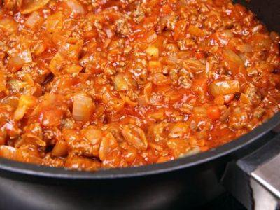 Spaghettisaus Piet