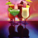 Alcohol smoothie