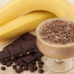 Chocolade smoothie