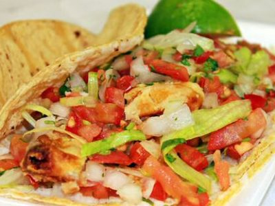 Mexicaanse wraps