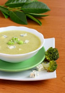 Broccolisoep recept