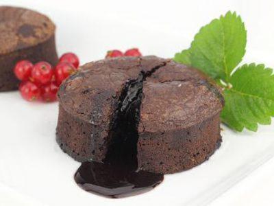 Moelleux au chocolat Jeroen Meus