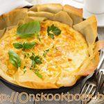 Grootmoeder's hartige taart recept: Vlaamse Quiche Lorraine