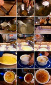 Creme brulee maken