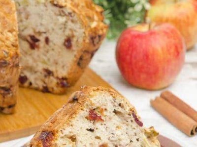 Appelcake maken