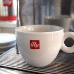 Restaurant Illy espresso kopjes