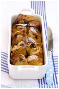 7 Broodpudding Recepten: 7 redenen om nooit nog oud brood weg te gooien!