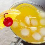 Sinaasappel cocktail