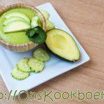 Avocadosoep zonder afwas