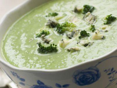 Broccolisoep Jeroen Meus