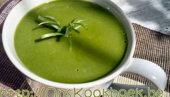 Paleo soep