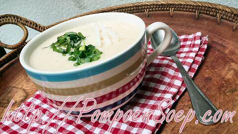 Rettich soep