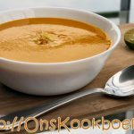 Super Simpel Paleo – Butternutsoep met gember