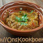 Baingan Bharta : lekker makkelijk Indisch aubergine recept