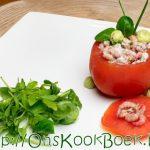 Tomaat garnaal: Snel en Makkelijk eten op je tafel!