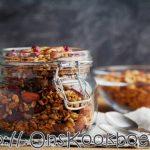 Lekker Ontbijten met granola van Sandra Bekkari : makkelijk op voorhand klaargemaakt!