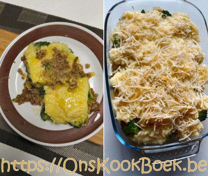 Broccoli ovenschotel
