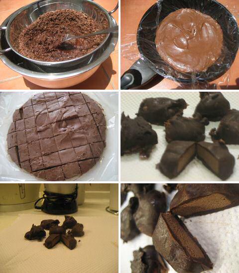 Zelf truffels maken